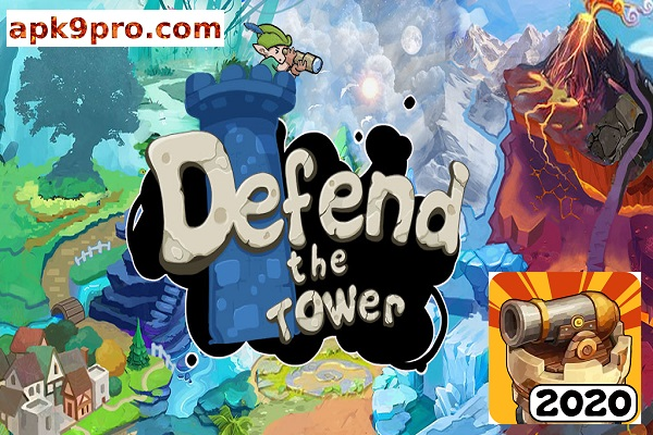 Tower Defense Realm King v3.1.3 Apk + Mod (File size 72 MB) for android