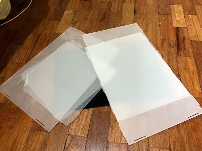 Perspex Acrylic Display Case