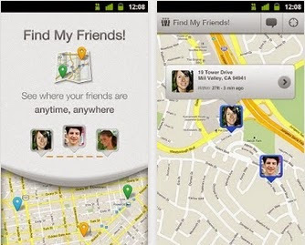 Cara Mencari Lokasi Teman Kamu Dengan Aplikasi Android