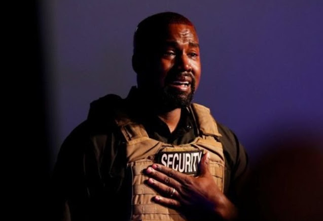 US 2020 E lection: Kanye West Launches Presidential Campaign with Tears