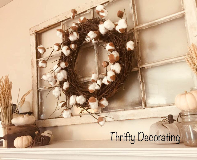 Thrifty decorating for 9th class decoration