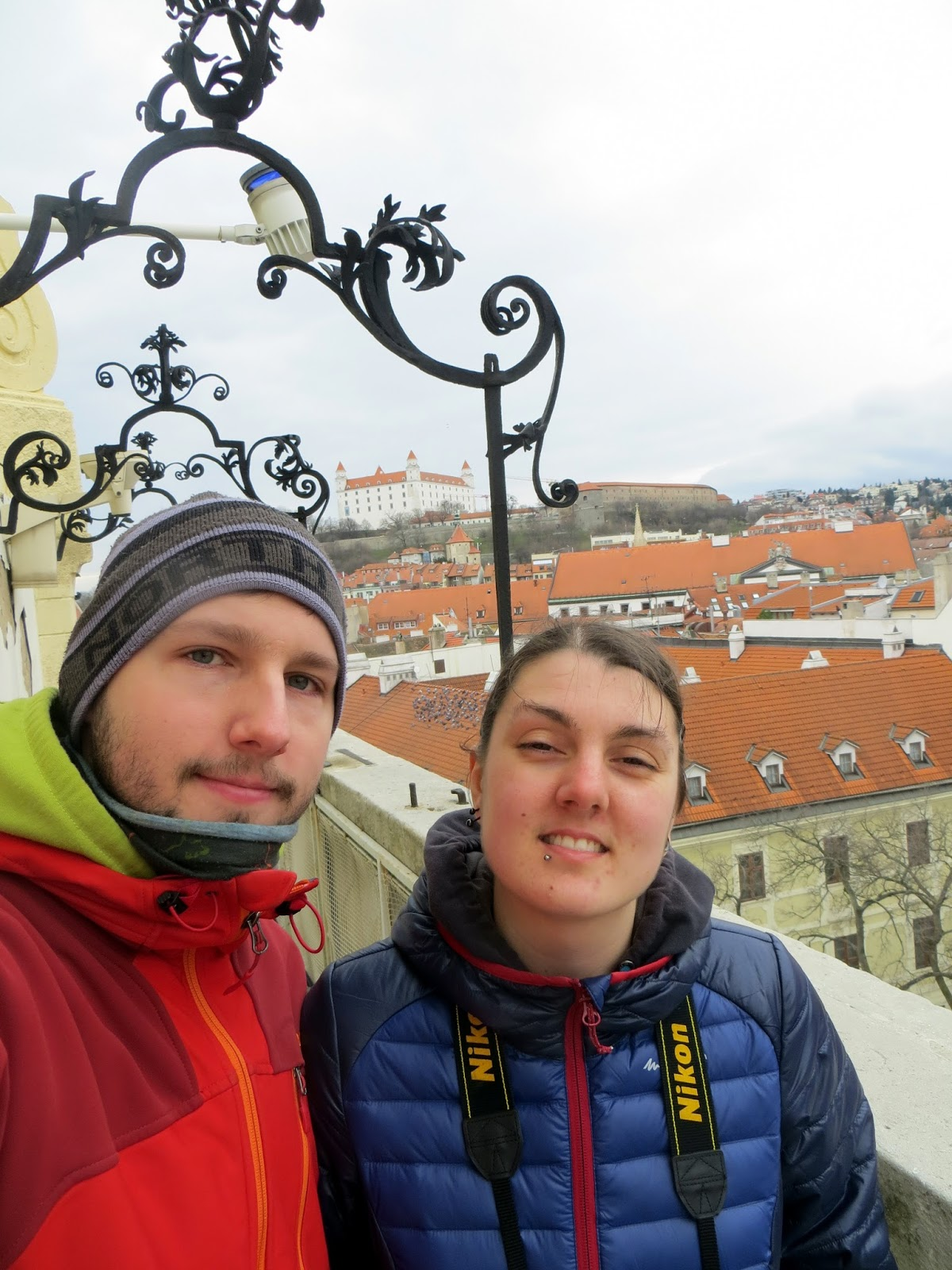 A guide to charming and contrasting BRATISLAVA, Slovakia.