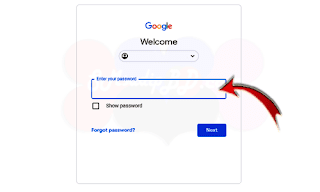 Give Your Password