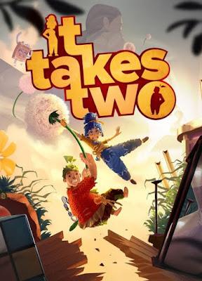 Capa do It Takes Two