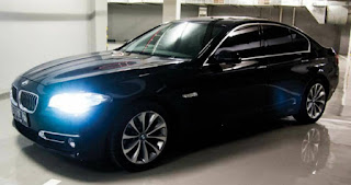 BMW 520d Luxury mobil pilihan Anda