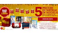 Desideri Collection Modalità Natale 2020 : puoi vincere 30 Christmas Special Box con 5 pacchi P&G inclusi ( valore € 1.017,2 ogni box)
