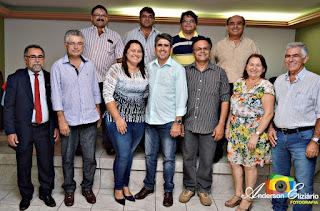Prefeito eleito de Pedra Lavrada anuncia secretários de sua gestão