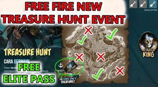 Treasure Hunt FF