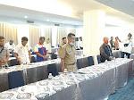 Arizon SE Kadis Kominfo Kampar hadiri Rakerda DPC PJI Demokrasi Riau, dukung Komunikasi Dua Arah dan Peningkatan SDM