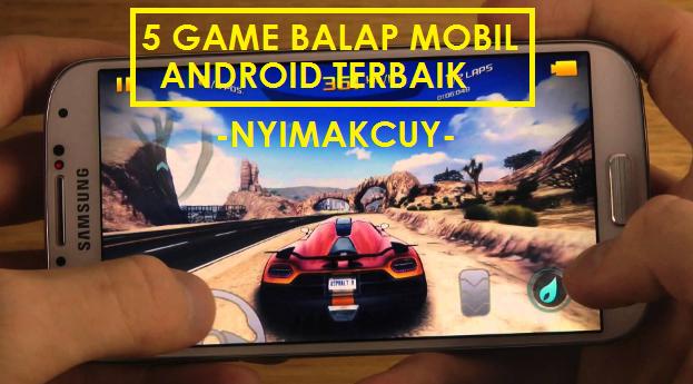 5 Game Balap Mobil Terbaik Gratis di Android