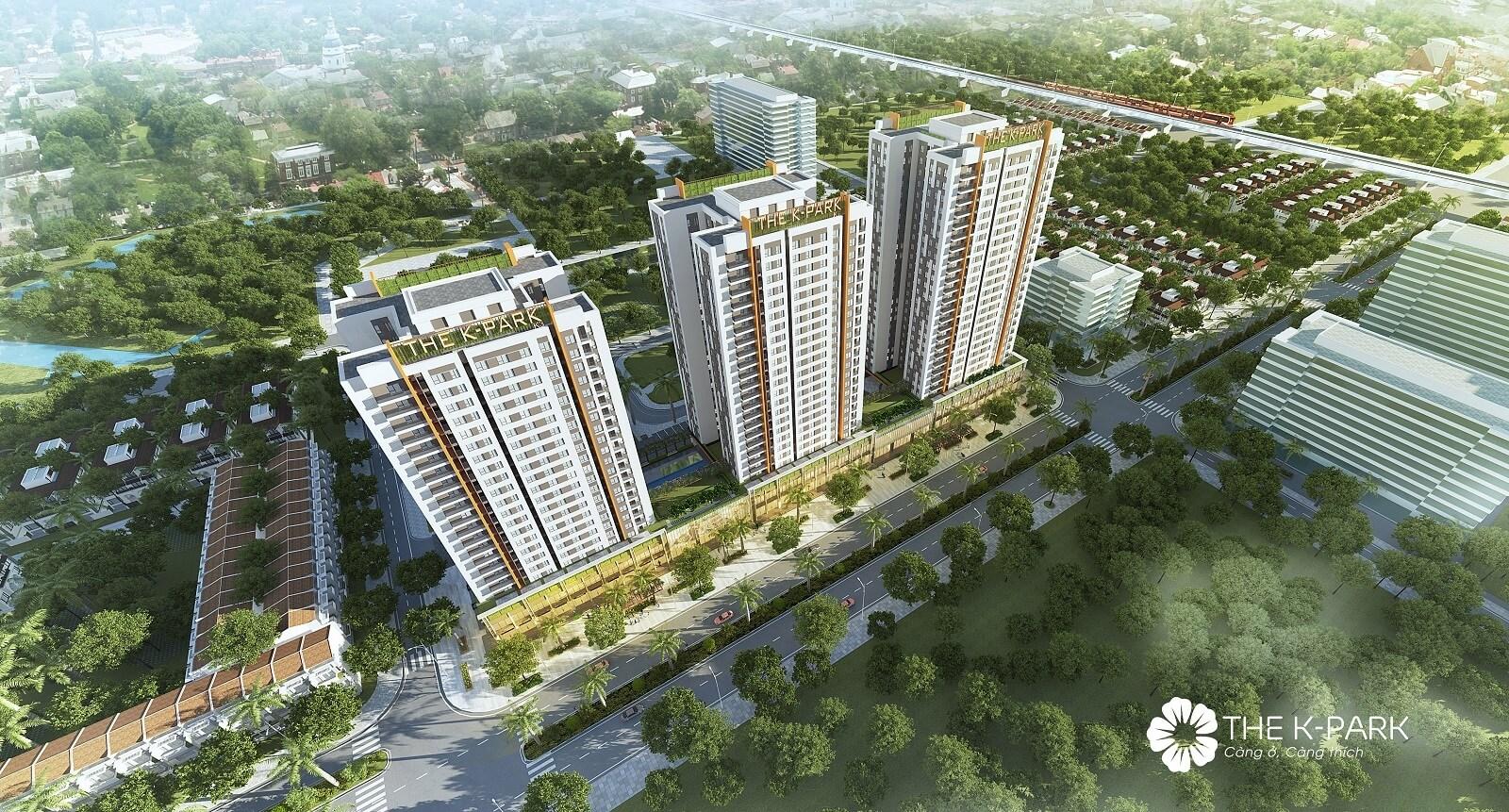 The K Park - Một dự án mà Cen Group phát triển!