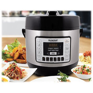 NuWave Nutri-Pot 33101 Pressure Cooker review