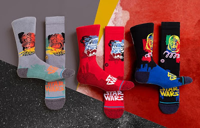 Star Wars Buffed Sock Collection by Stance