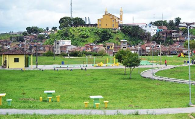 """Em Escada Parque do Atalaia será revitalizado pelo """"Projeto Janelas para o Rio"""""""