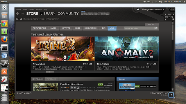 steam for ubuntu1304