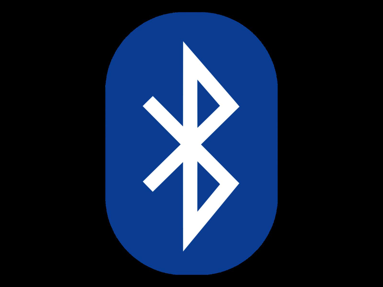 Logo Bluetooth Format PNG