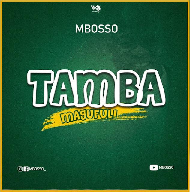 """Tamba Magufuli"" Mbosso"