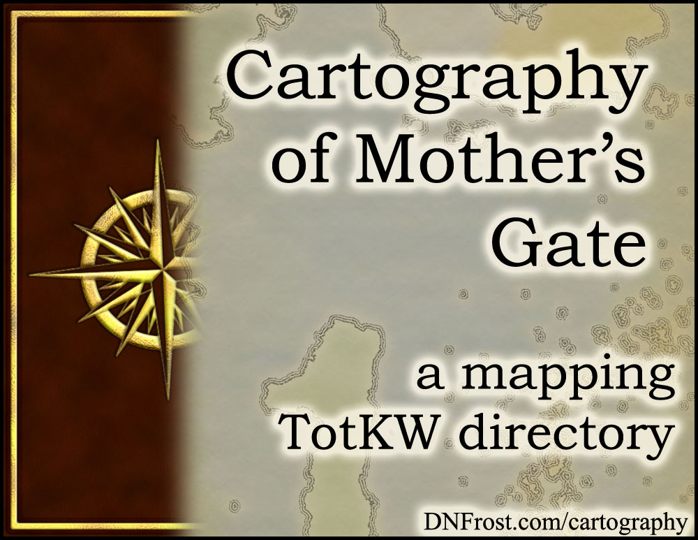 Cartography of Mother's Gate: the mapping process from the First Chronicles www.DNFrost.com/cartography #TotKW A mapping directory by D.N.Frost @DNFrost13 Part of a series.