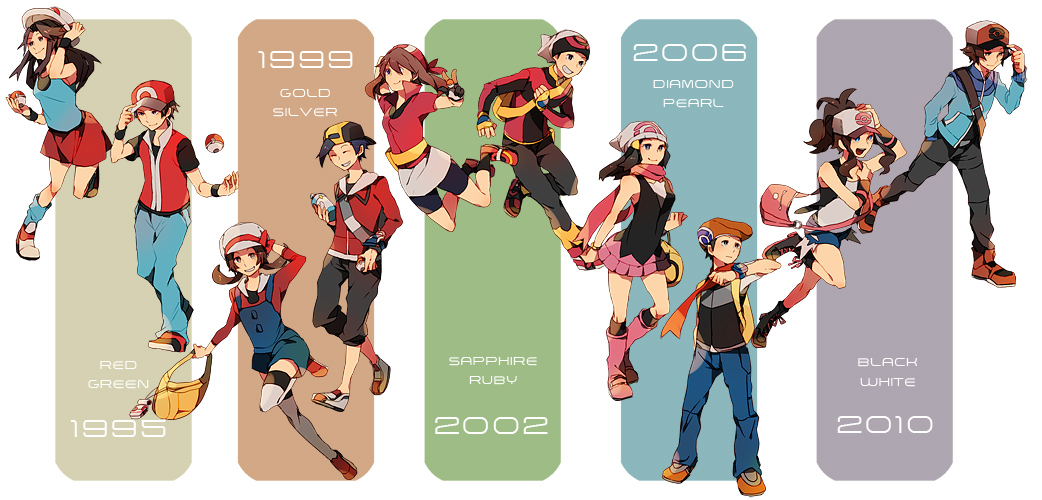 tardes de vicio: La evolución Pokémon