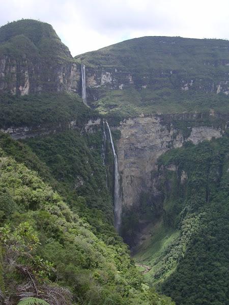 Cataratas Las Tres Hermanas – Peru