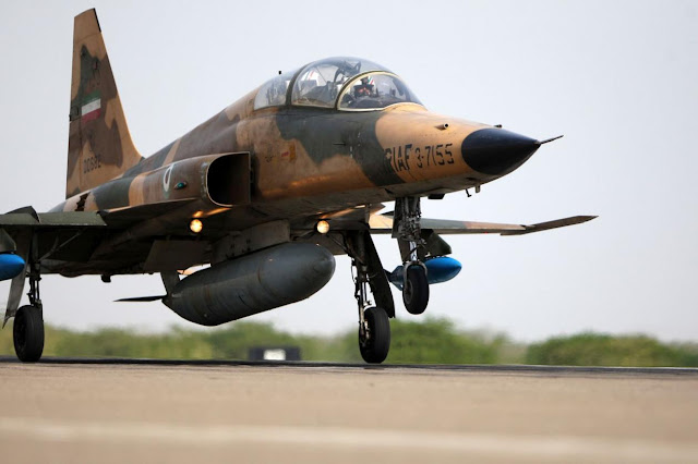 Buồn thay: Máy bay phản lực Kowsar của Iran chỉ là một phiên bản sao chép từ chiếc F-5F cũ của Hoa Kỳ