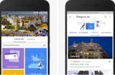 Google lanza la versión oficial de Google Trips, su nueva aplicación para la planificación de viajes para iOS y Android