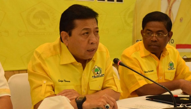 Pengamat : Dagelan Parlemen Politik, Novanto Kembali Ketua DPR