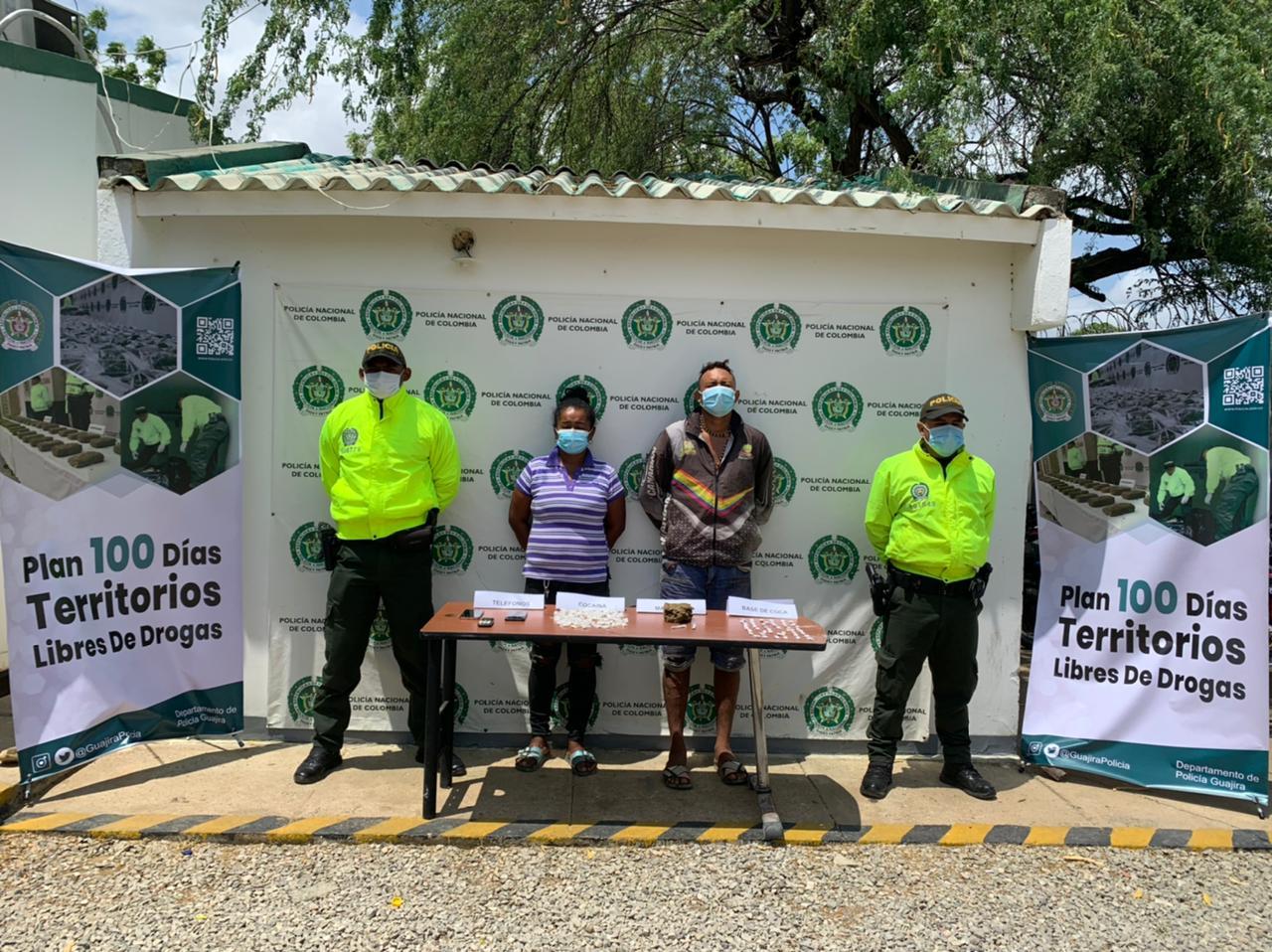 https://www.notasrosas.com/Policía Guajira publica resultados del Plan '100 Días Contra el Microtráfico'