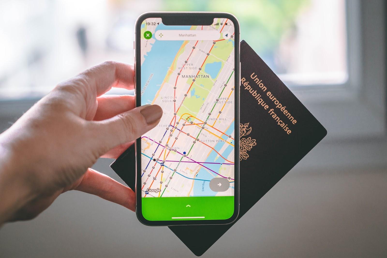 city mapper voyage