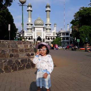 Menikmati Keindahan Masjid Jami Malang