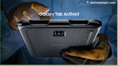 Samsung Galaxy Tab Active 3 Launched With Enhanced Durability: Check Price, Specifications Here