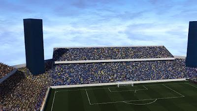 PES 2021 Stadium Arena Barueri