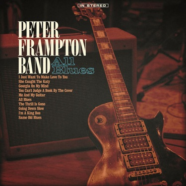 Peter Frampton Band – All Blues (2019) CD Completo