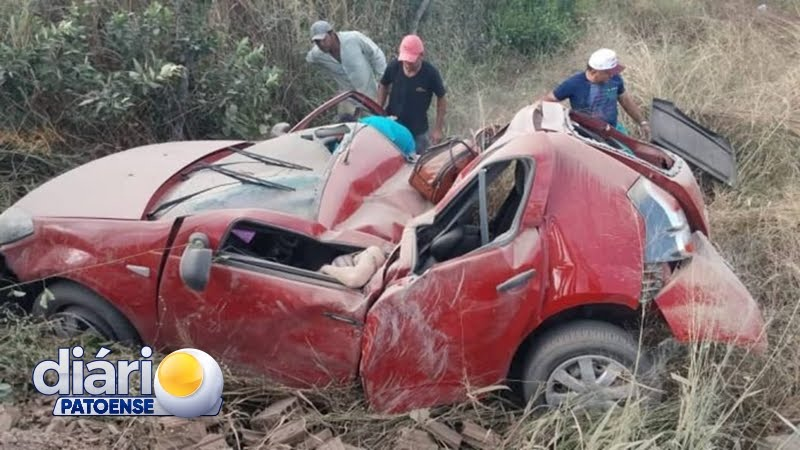TRAGÉDIA: Grave acidente envolvendo cantora paraibana deixa uma pessoa morta