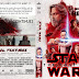 Star Wars The Last Jedi DVD Cover