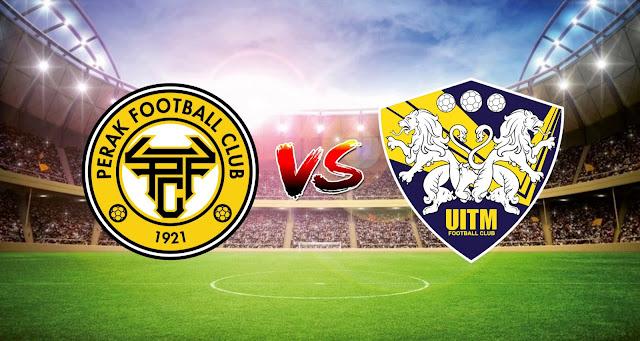 Live Streaming Perak FC vs UiTM FC 7.4.2021 Liga Super