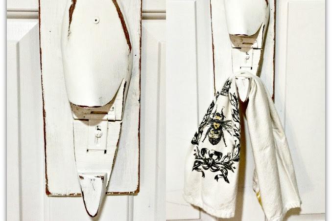 Vintage Shoe Stretcher Hook