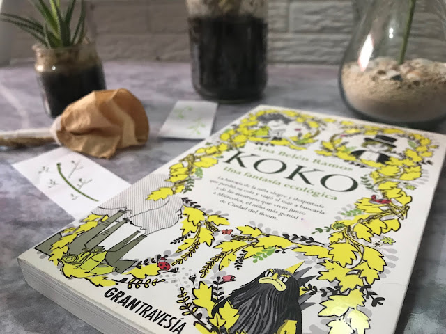 Libro infantil escrito por Ana Belén Ramos