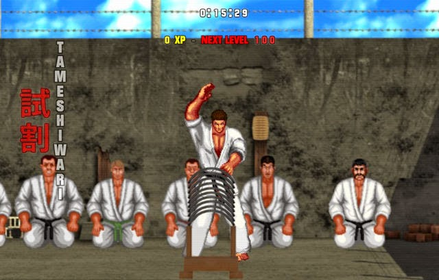 Karate Master 2: Knock Down Blow PC Full Español