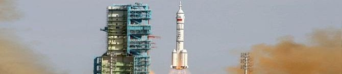 Shenzhou-12: China's Rocket Carrying First Crew Sets Off To New Space Station