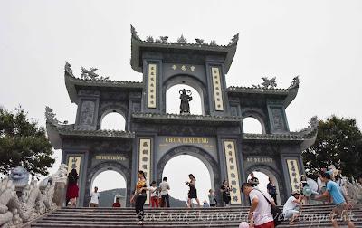 靈應寺 Linh Ung pagoda