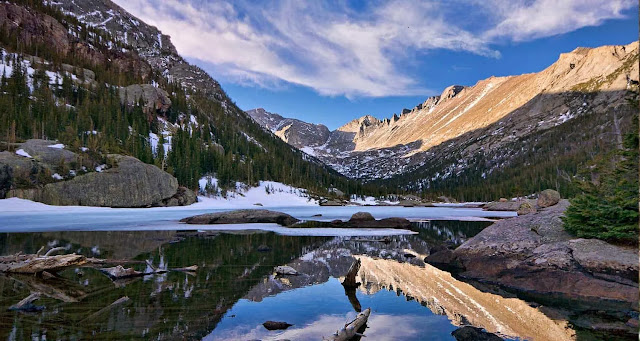 6- Rocky Mountain National Park, Colorado