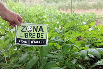 Alimentos orgánicos benefician agua y aire
