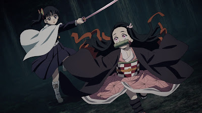 Demon Slayer: Nezuko's chibi form