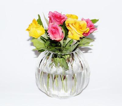 wazon szklany kóla