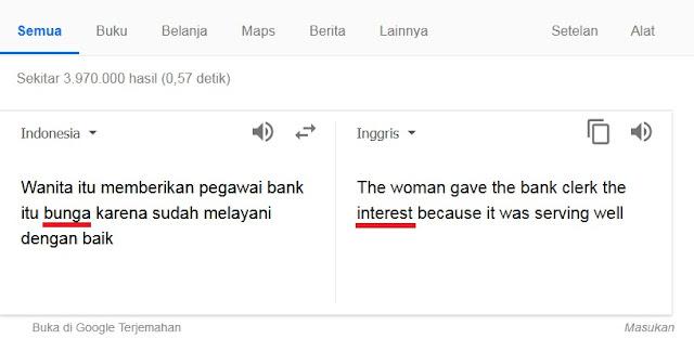 Mengapa Google Translate Belum Bisa Diandalkan Untuk Menerjemahkan
