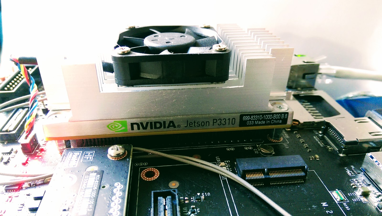 How to install JetPack 3 1 on Nvidia Jetson TX2 | My Public