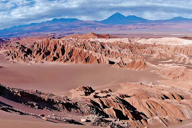 Valle de la Luna no Chile