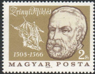 Hungary MNH 1966 The 400th Anniversary of the Death of Miklos Zrinyi
