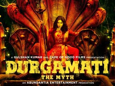 Durgavati 2020 Full Hindi Movies Download 480p